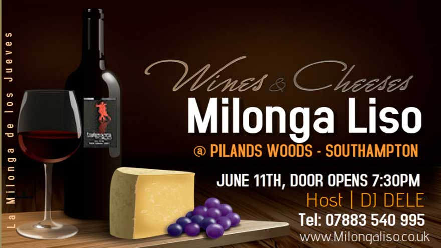 Milongaliso at Pilands, Thursday, May 14th