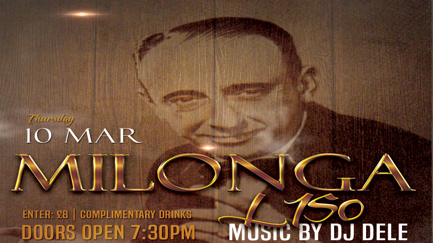 Milongaliso at Pilands,Valentine Special, Thursday, Feb 11th